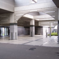 茅ヶ崎市斎場-外観